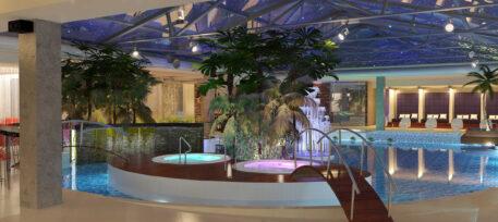 Vhotell tartu suurim spaa ja hotell spaa hotell for V salon temascalcingo
