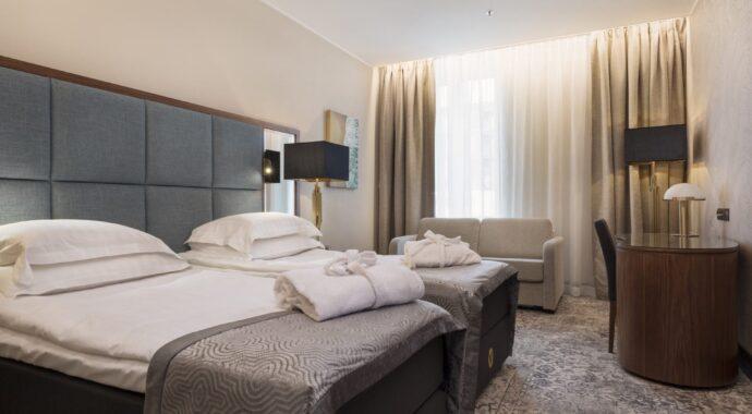 Superior tuba Tartus |V spaa- ja konverentsihotell |Majutus Tartus