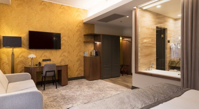 Deluxe tuba Tartus |V spaa- ja konverentsihotell |Majutus Tartus
