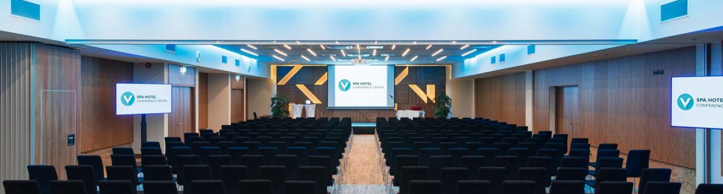 Tartu konverentsikeskus | V spaa- ja konverentsihotell |Tartu, Eesti