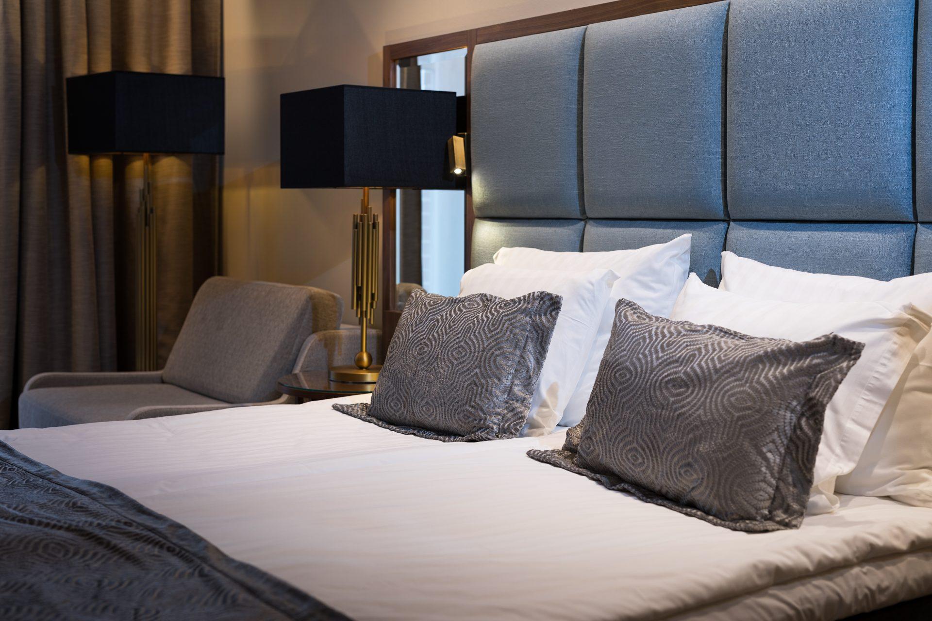 Modernes Superior-Zimmer - V spaa- ja konverentsihotell